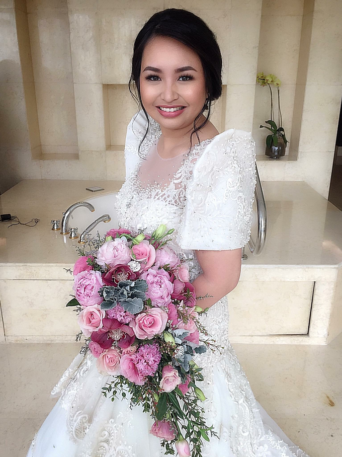 Bride Christina by Ayen Carmona Make Up Artist - 001