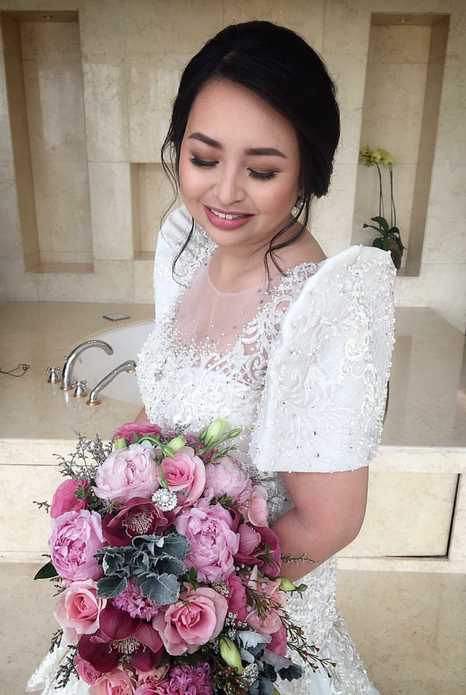 Bride Christina by Ayen Carmona Make Up Artist - 002