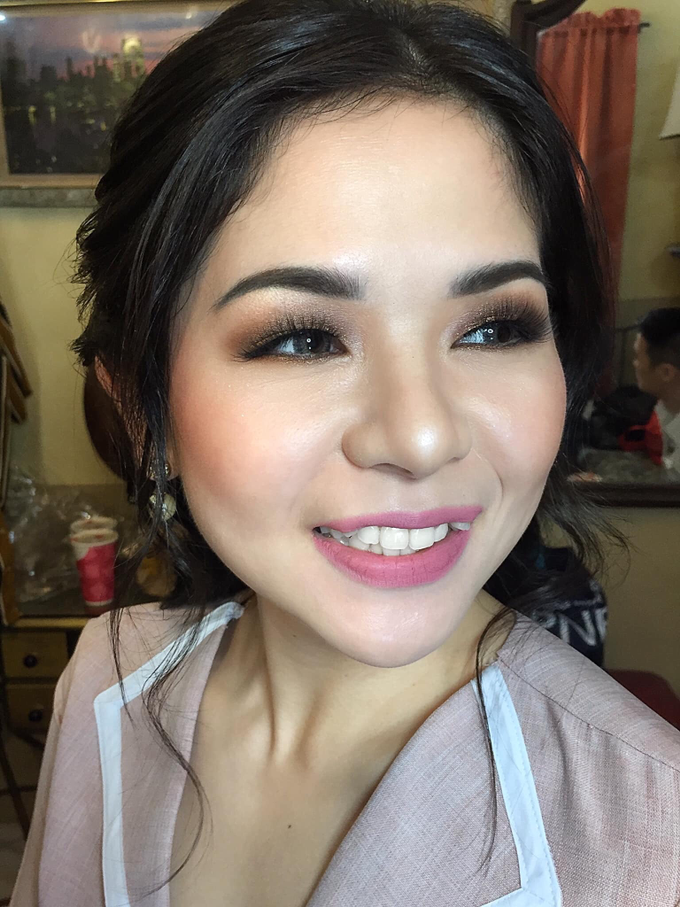 Pre nup for our bride Ms. Barbie by Ayen Carmona Make Up Artist - 004