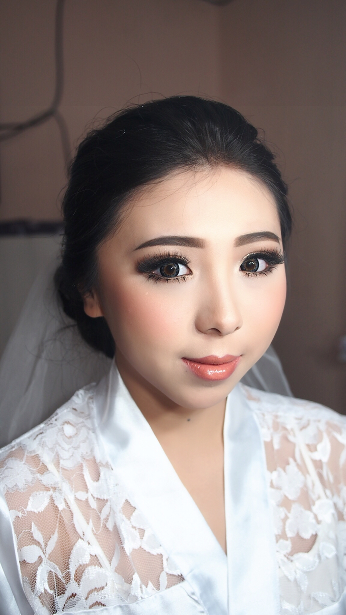 Delicia's Morning Look by ayrin makeup - 001
