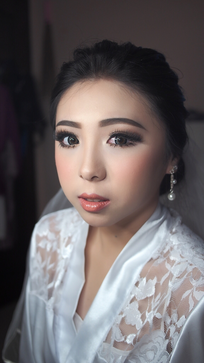 Delicia's Morning Look by ayrin makeup - 005