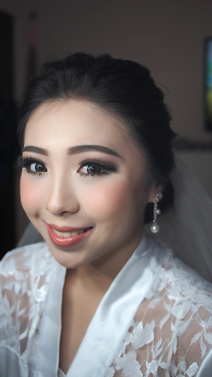 Delicia's Morning Look by ayrin makeup - 003