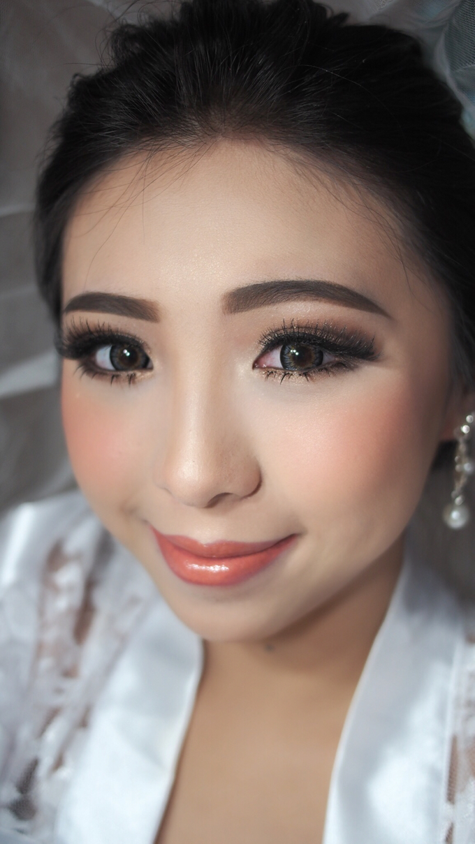 Delicia's Morning Look by ayrin makeup - 007