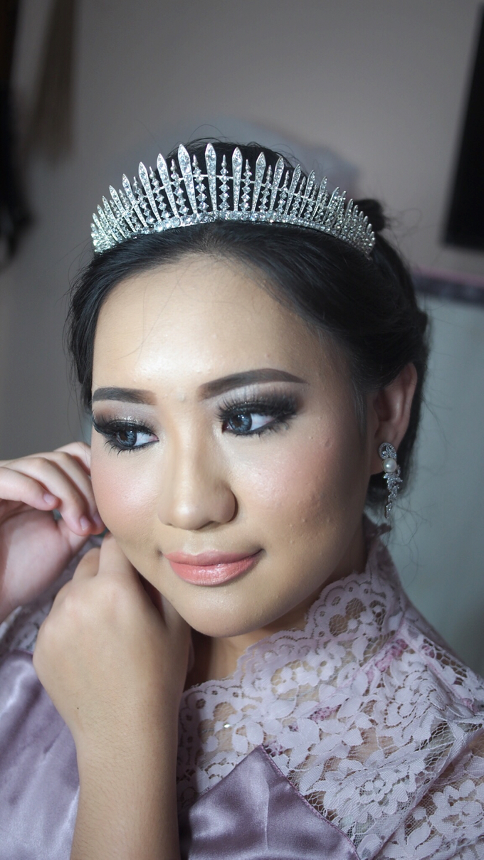Victoria's Reception Look by ayrin makeup - 006