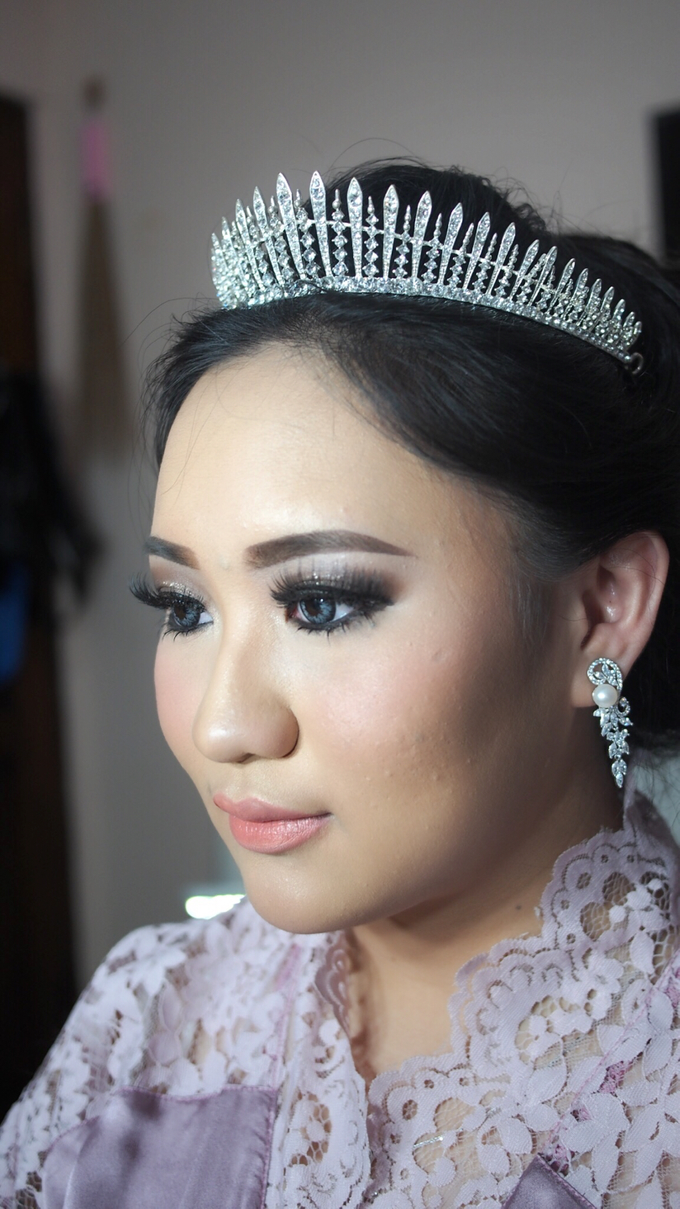 Victoria's Reception Look by ayrin makeup - 008