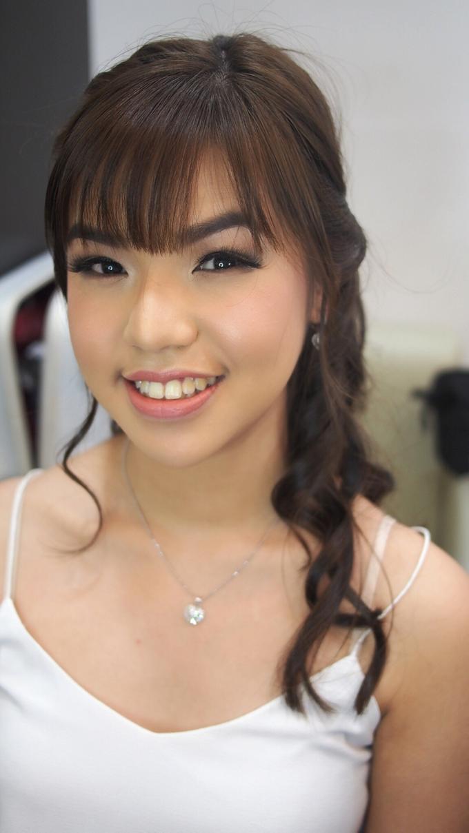 Bridesmaid by ayrin makeup - 001