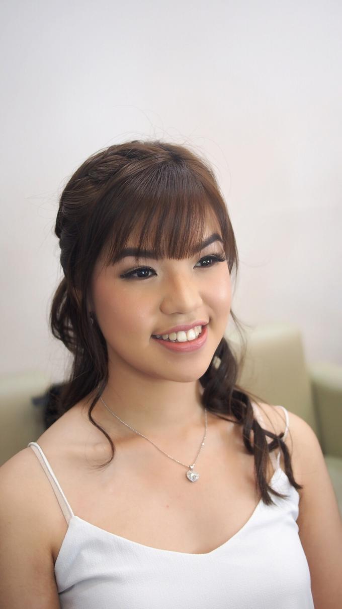 Bridesmaid by ayrin makeup - 004