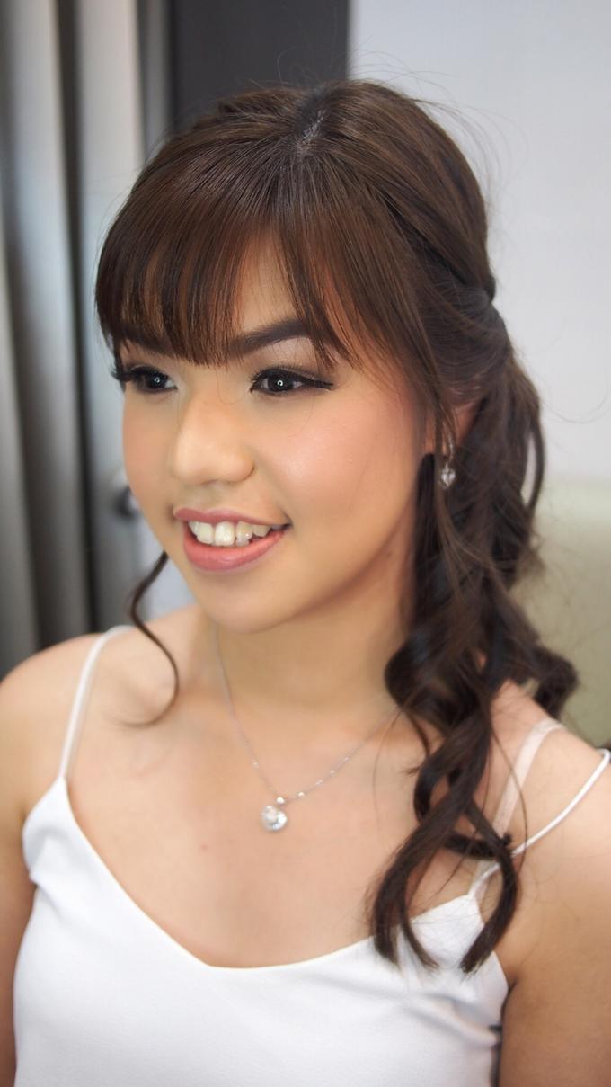 Bridesmaid by ayrin makeup - 002