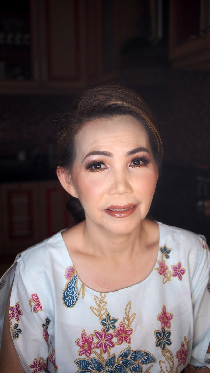 Mother of Groom - Morning Look by ayrin makeup - 001