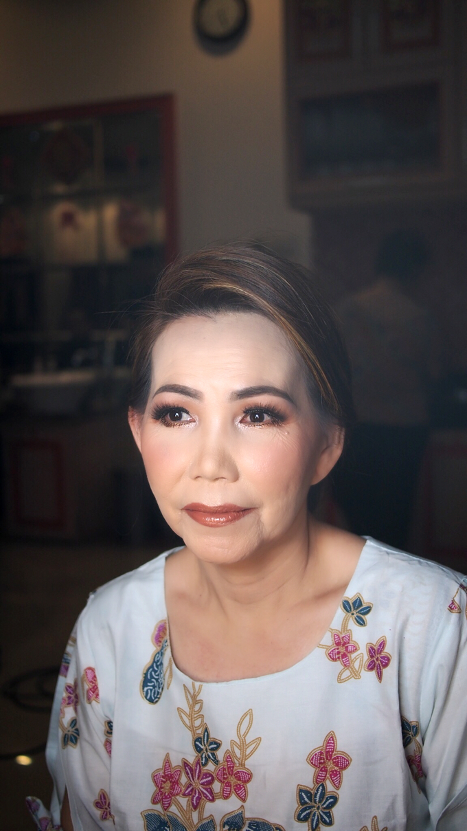 Mother of Groom - Morning Look by ayrin makeup - 003
