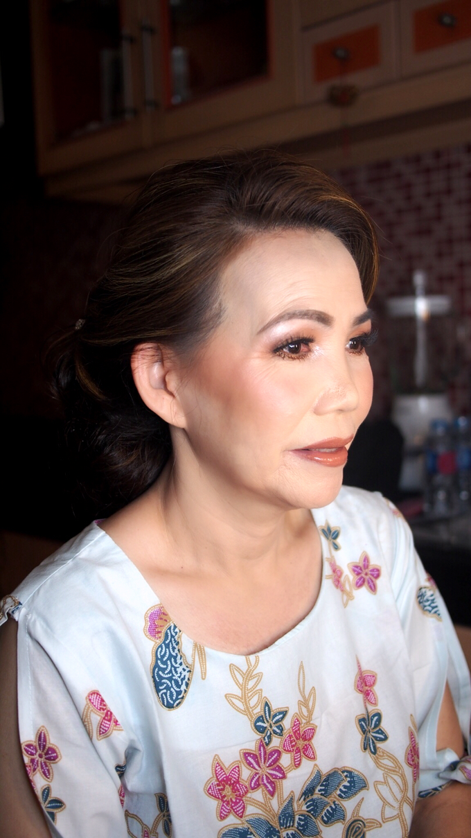 Mother of Groom - Morning Look by ayrin makeup - 002