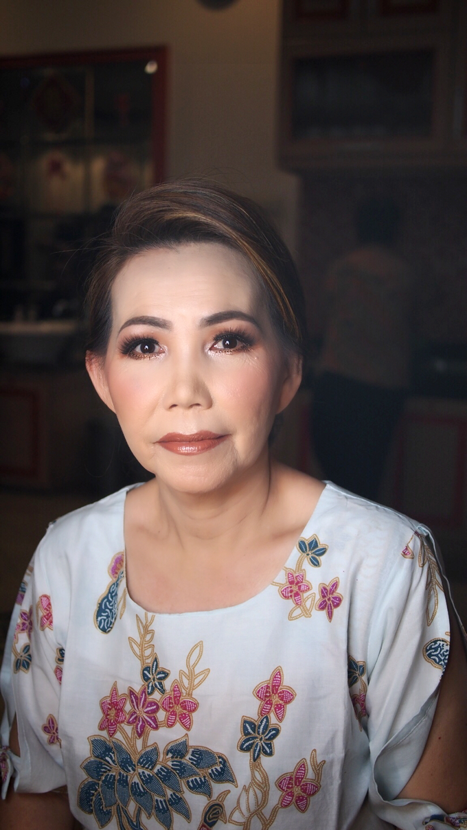 Mother of Groom - Morning Look by ayrin makeup - 004