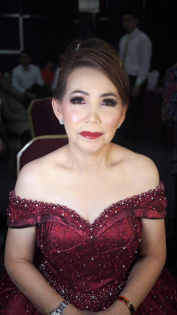 Mother of Groom - Night Look by ayrin makeup - 003