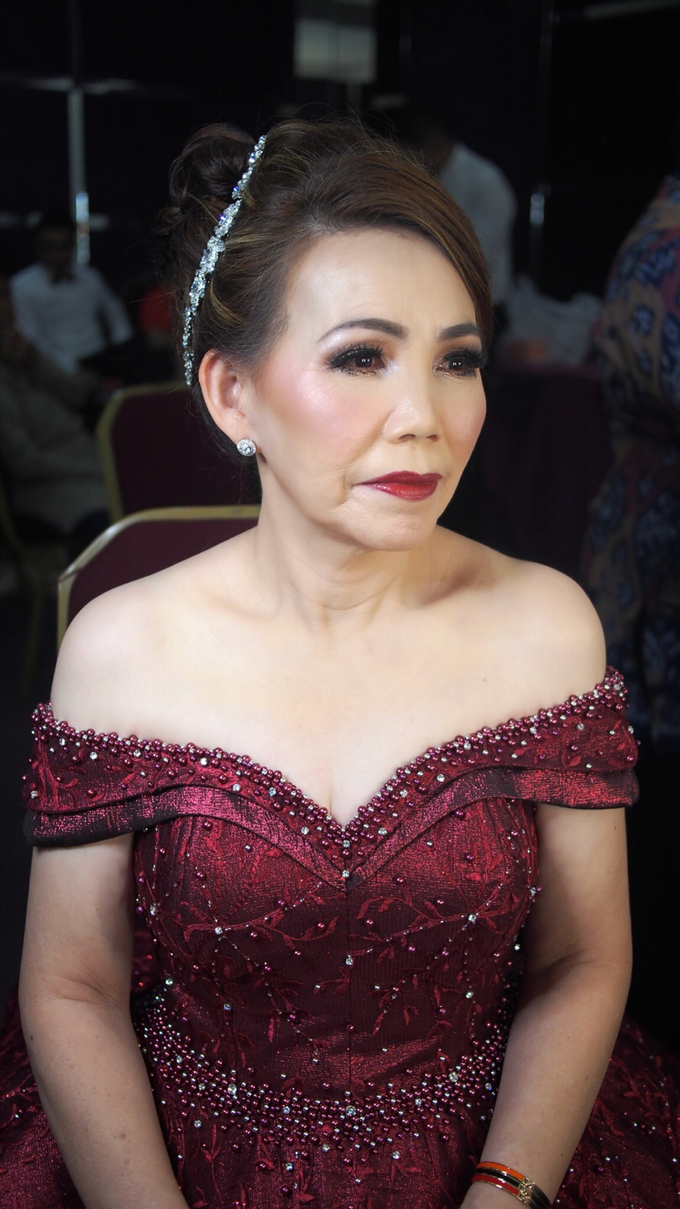 Mother of Groom - Night Look by ayrin makeup - 004
