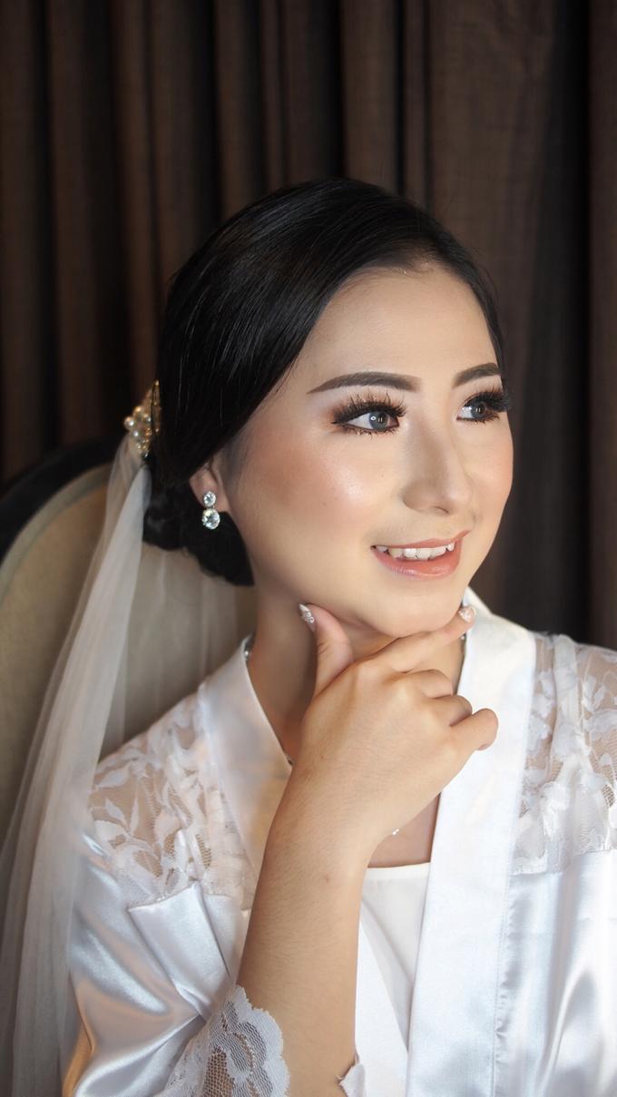 Bride - Meliana by ayrin makeup - 007