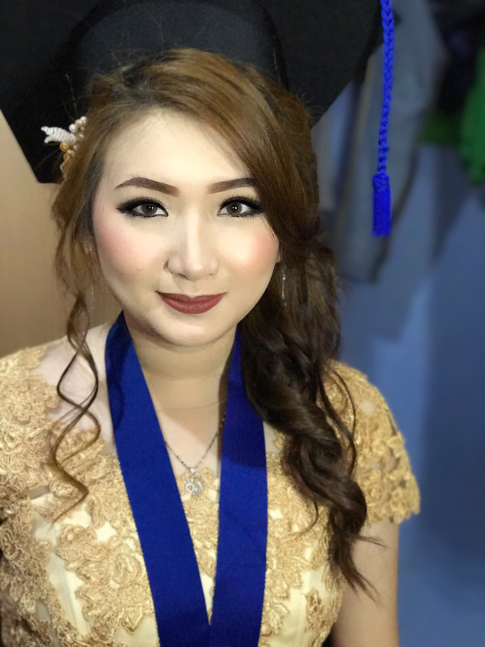 Graduation by AyuAbriyantimakeupartist - 050