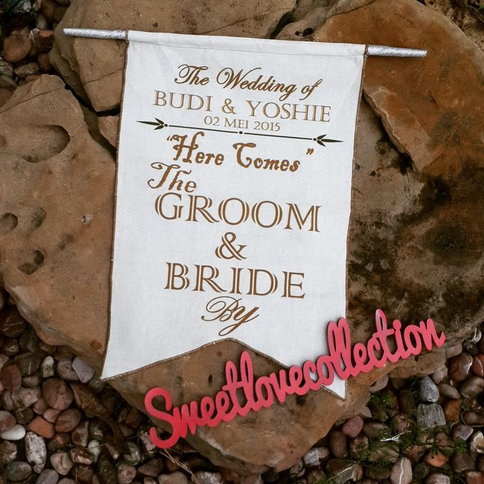 Wedding Flag by Sweetlovecollection - 020