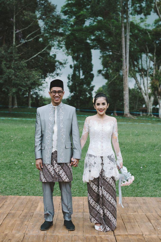 Azka Anghia Wedding by David Christover - 009