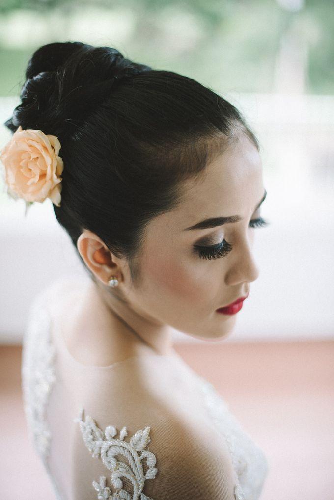 Azka Anghia Wedding by David Christover - 001