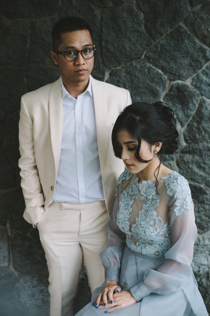 Azka Anghia Wedding by David Christover - 024