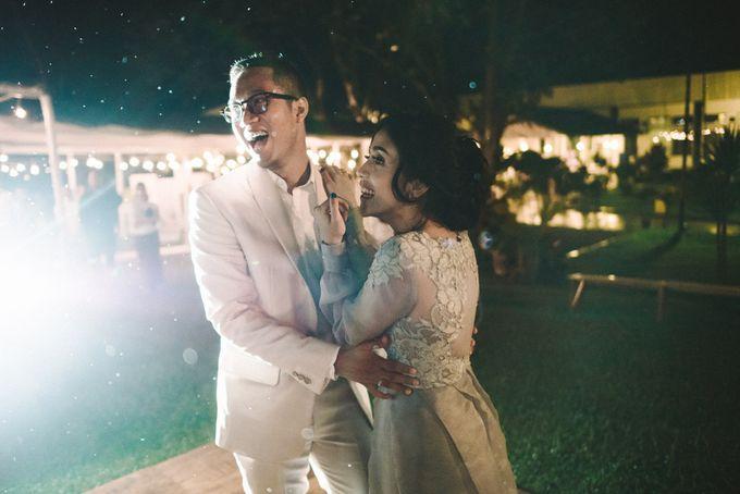 Azka Anghia Wedding by David Christover - 029