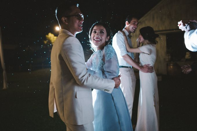 Azka Anghia Wedding by David Christover - 034