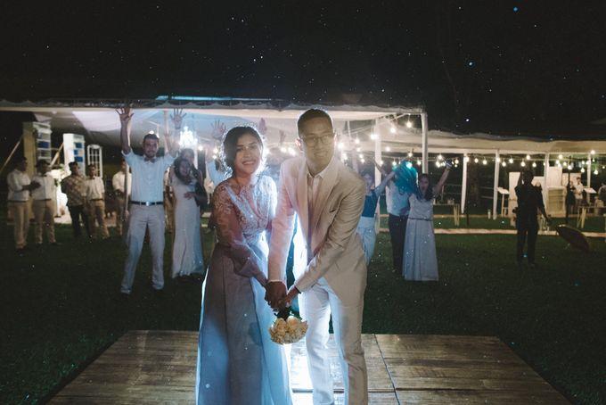 Azka Anghia Wedding by David Christover - 035