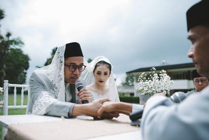 Azka Anghia Wedding by David Christover - 002