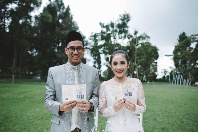 Azka Anghia Wedding by David Christover - 004