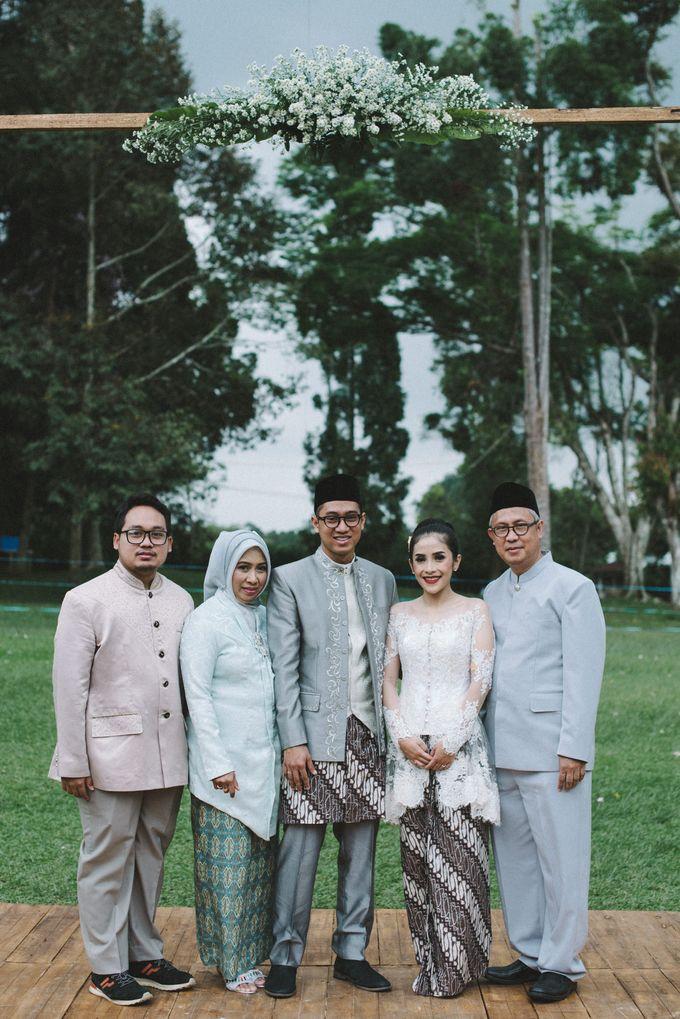 Azka Anghia Wedding by David Christover - 007