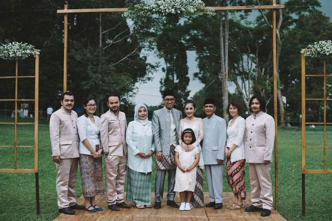 Azka Anghia Wedding by David Christover - 008