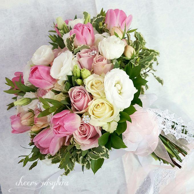 WEDDING BOUQUET  by visylviaflorist - 020