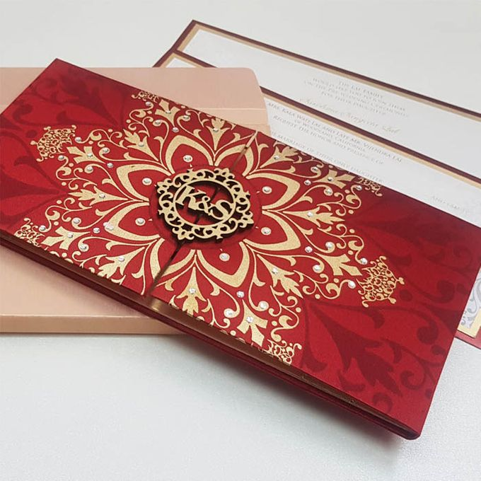 Finish Paper by The Wedding Cards Online - 010