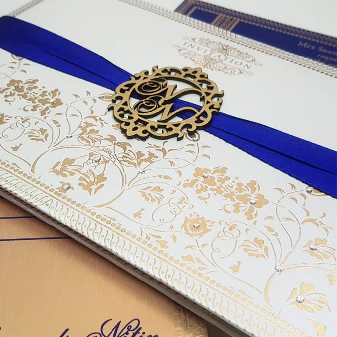 Finish Paper by The Wedding Cards Online - 011