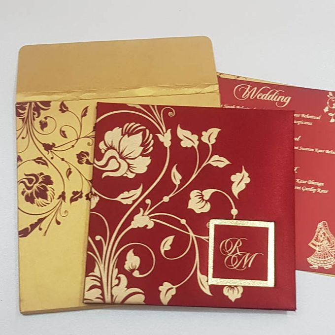Finish Paper by The Wedding Cards Online - 006