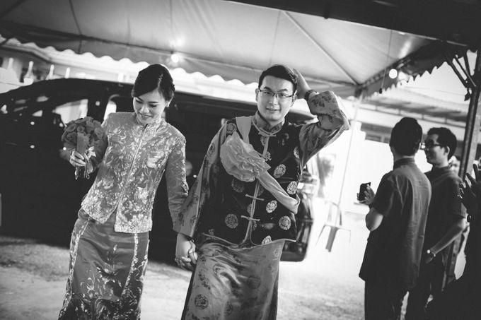 Wedding ceremony by The Wedding Barn Gallery - 025