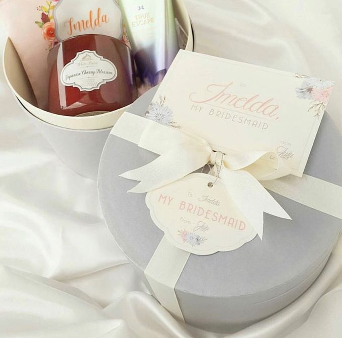 Bridesmaid Box Set by IWP - 001