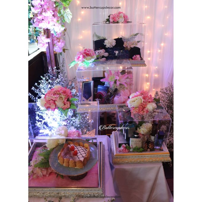 Agustinus & Calista's Engagement by Buttercup Decoration - 007