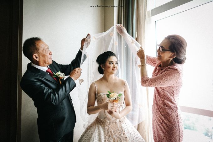 Ardi Monic Wedding by Tracy Bridal House - 001