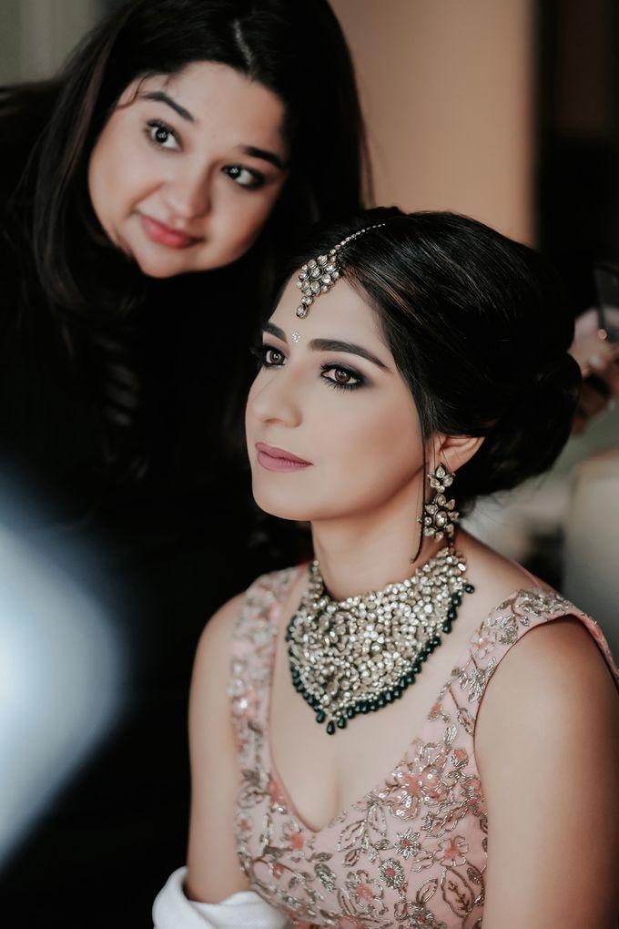 Gopal & Tripti Wedding day 3 by InterContinental Bandung Dago Pakar - 007