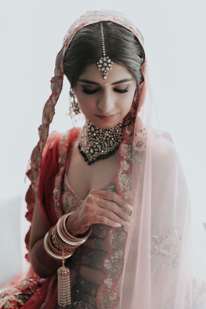 Gopal & Tripti Wedding day 3 by InterContinental Bandung Dago Pakar - 009