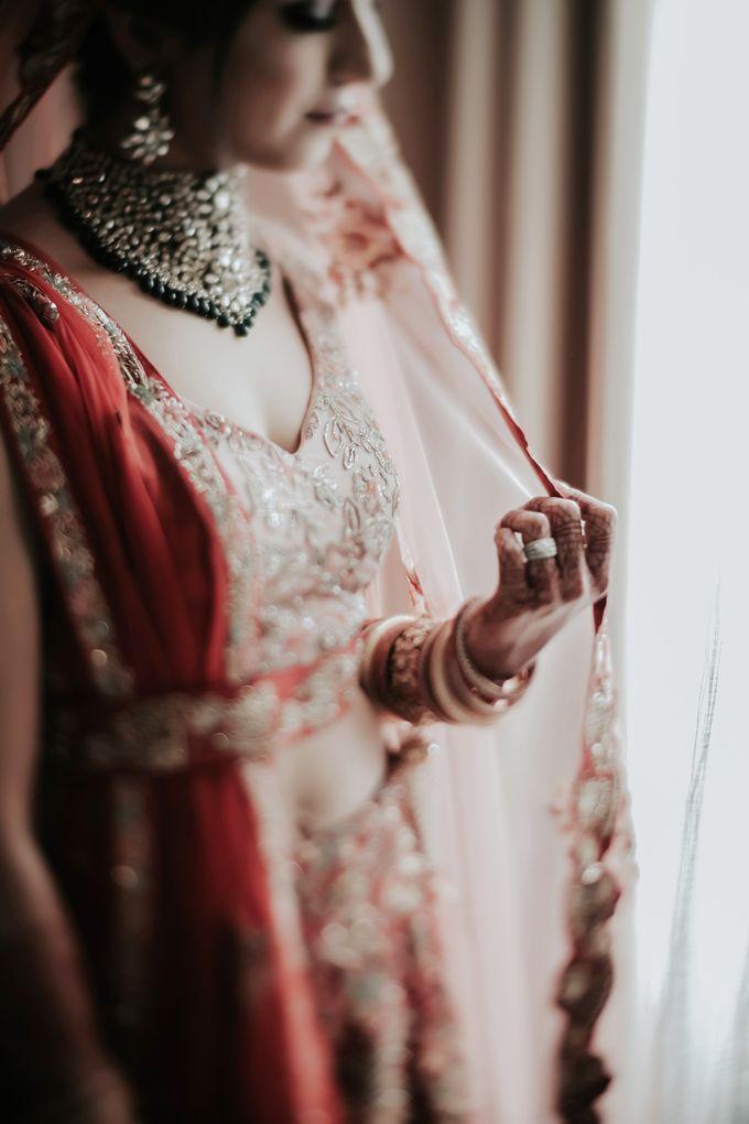 Gopal & Tripti Wedding day 3 by InterContinental Bandung Dago Pakar - 010