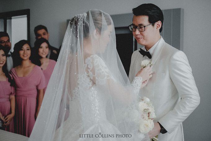 Henri & Adelia Wedding by Pullman Jakarta Indonesia - 023
