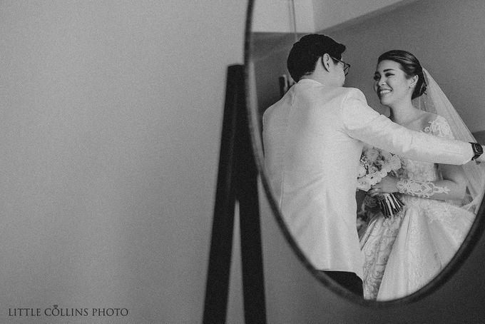Henri & Adelia Wedding by Pullman Jakarta Indonesia - 024