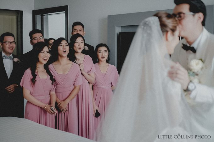 Henri & Adelia Wedding by Pullman Jakarta Indonesia - 025