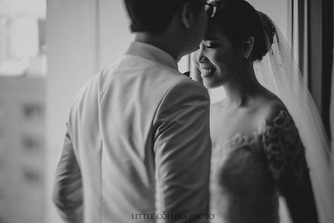 Henri & Adelia Wedding by Pullman Jakarta Indonesia - 026