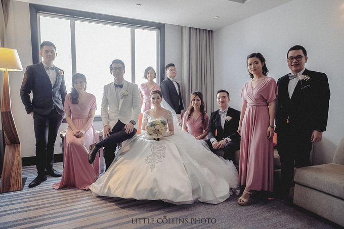 Henri & Adelia Wedding by Pullman Jakarta Indonesia - 027