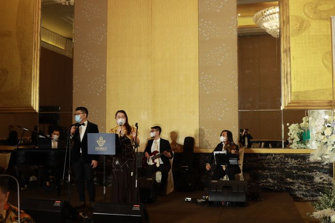 Entertainment Sangjit Hotel Mulia Jakarta by Double V Entertainment by Albert Yanuar - 016