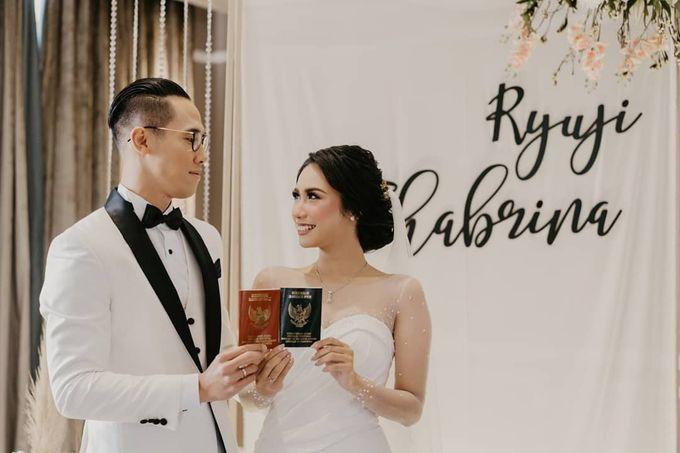 Shabrina & Ryuji Wedding by Atham Tailor - 005