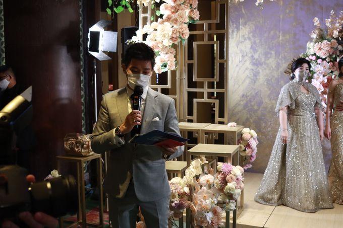 Chinese Instrumental Sangjit Taste Paradise Hyatt Jakarta - Double V by Double V Entertainment - 011